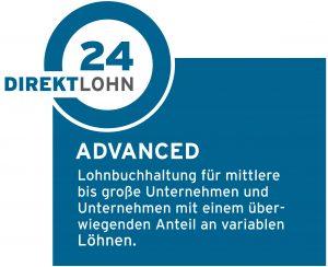 Direktlohn24.de Lohnbuchhaltung Advanced