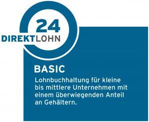 Direktlohn24.de Lohnbuchhaltung Basic